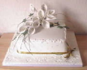 1 tier wedding cake deba daniels.jpg