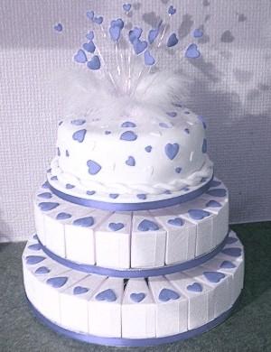 Wedding Favour Box Cakes Essex Norfolk